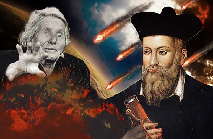 Ванга против Нострадамуса, или Что предсказывали известные пророки на 2021 год