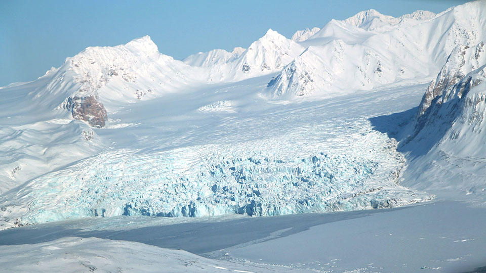 Во льдах Антарктиды обнаружено «вещество с Марса»