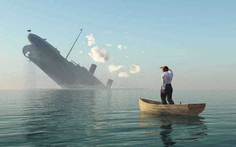 «Титаник», судя по всему, попал в петлю времени: гипотеза исследователей