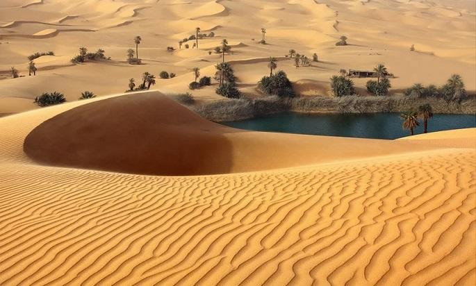 Ученые раскрыли тайну возникновения Сахары
