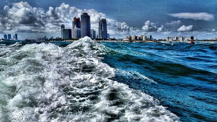 Уровень Мирового океана растет быстрее самых пессимистичных прогнозов