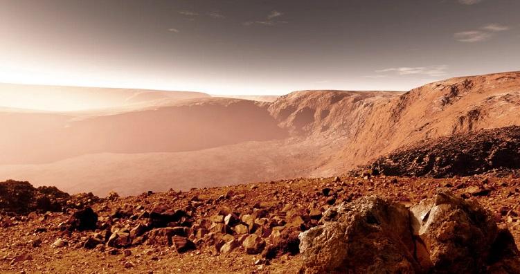 Что произойдет с вашим телом на Марсе?