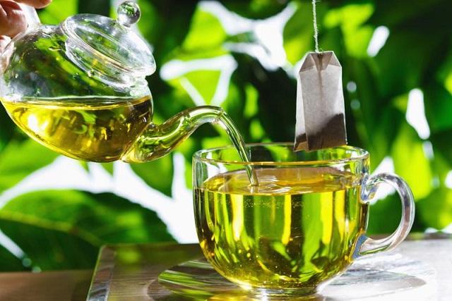Зеленый чай заставляет раковые клетки самоуничтожаться