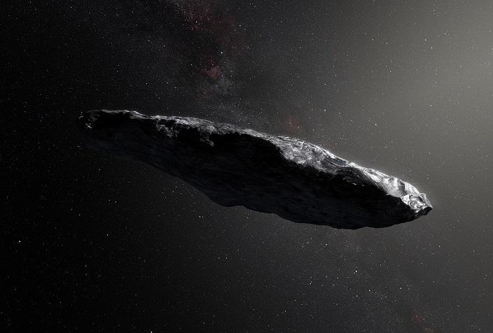 Загадочный астероид Оумуамуа прибыл из системы с двумя звездами