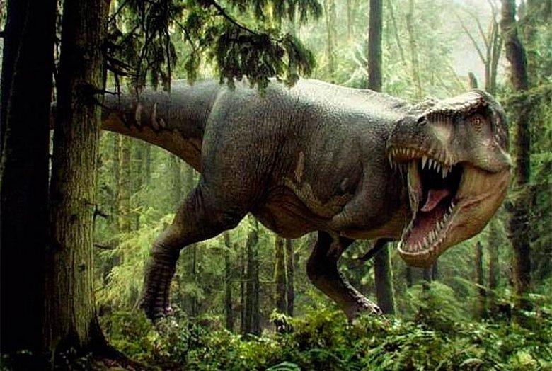 фото тиранозавра настоящего производители выпускают макрокольца