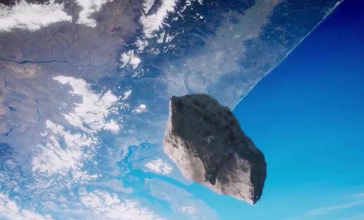 Огромный астероид взорвался над Антарктидой 430 тысяч лет назад, выяснили ученые
