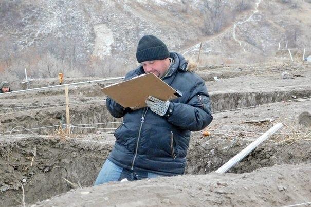 В Саратовской области нашли захоронение возрастом более 5000 лет