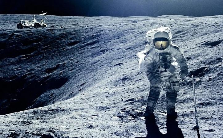 За сколько дней человек может обойти всю Луну, выяснили в NASA