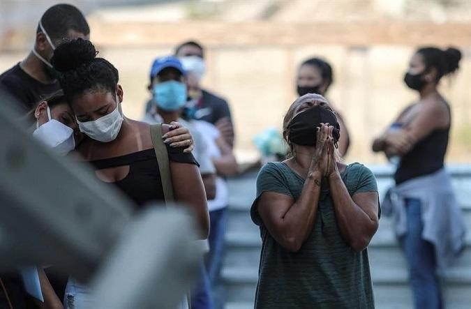 В Бразилии «умерший» от коронавируса пациент очнулся в гробу