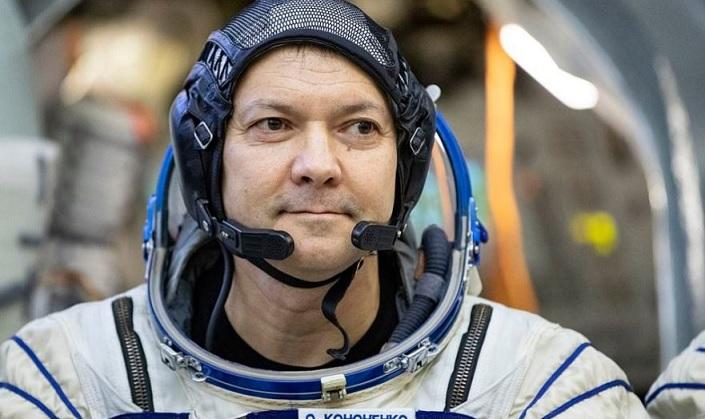 Космонавт Кононенко: «Не считаю разговоры об НЛО ерундой»