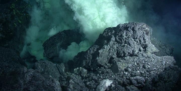 Подводные вулканы Тихого океана смогут обеспечить энергией США