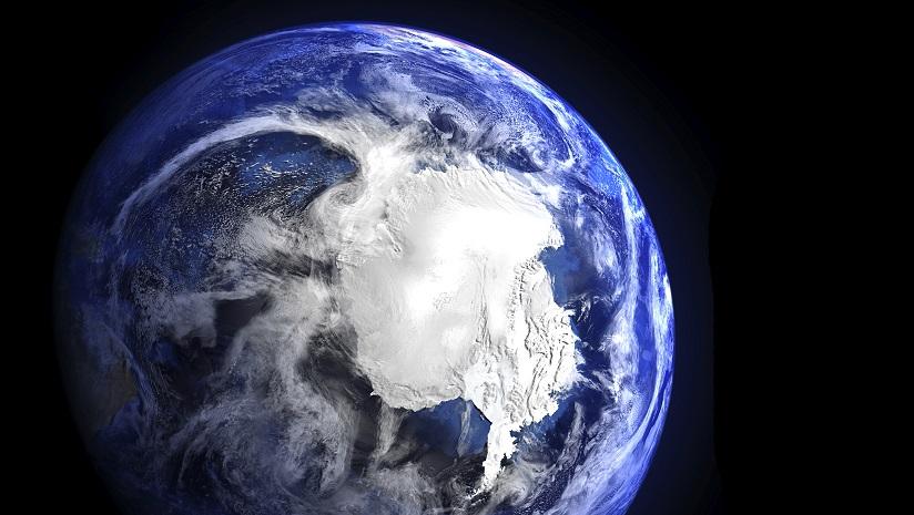 Дни станут длиннее, если полярные ледяные шапки продолжат таять