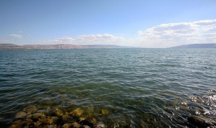 Идеально круглый древний артефакт обнаружили на дне Галилейского моря