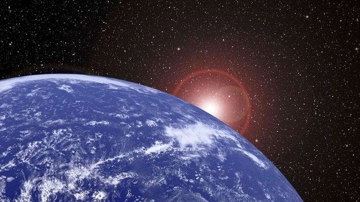 Китайские ученые назвали причину смещения оси Земли