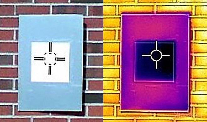 Ультрабелая краска способна заменить кондиционеры