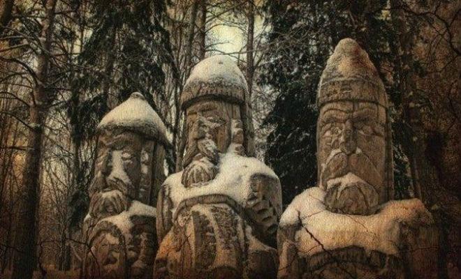 Раса людей-великанов, которая жила на севере России