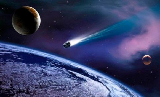 Найдена капсула, в котором инопланетяне занесли на Землю жизнь