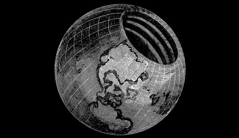 Ученые считают, что в центре Земли находится черная дыра tayniplanet