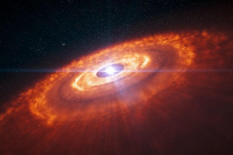 Появилась новая теория зарождения Солнечной системы
