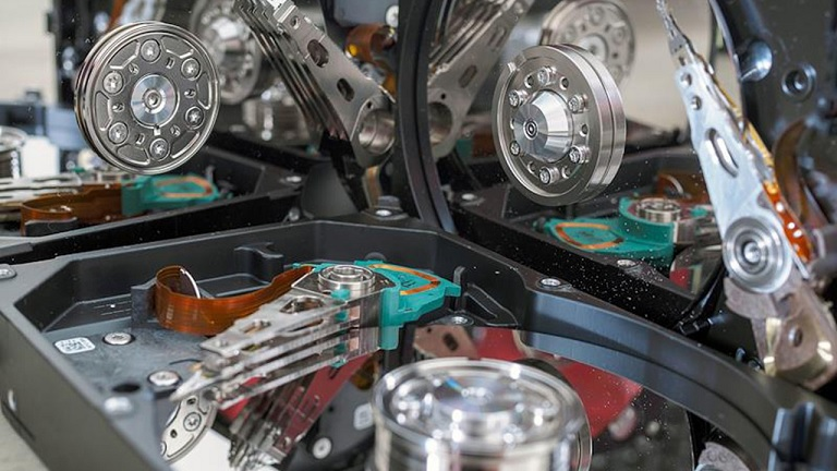 В России подскочили цены на жесткие диски