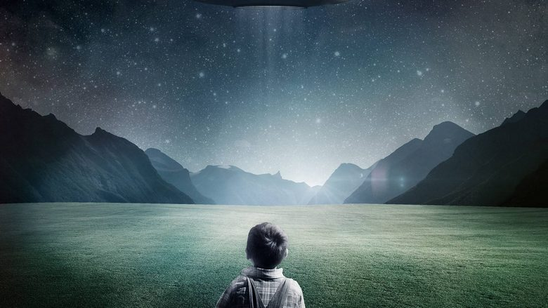 Мальчик из Японии притягивает НЛО