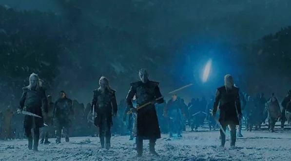 В Индии обнаружен след белого ходока из сериала «Игра престолов»