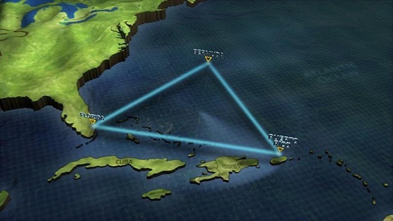 Учёные приблизились к разгадке тайны Бермудского треугольника
