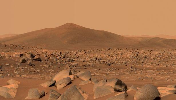 На Марсе обнаружены признаки существовавшей жизни
