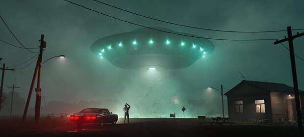 Большинство американцев считают, что власти США знают про НЛО больше, чем говорят