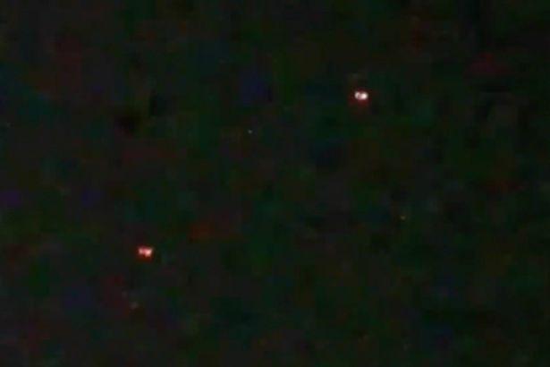 Опубликованы новые кадры с НЛО, роящимися над американским эсминцем (ВИДЕО)
