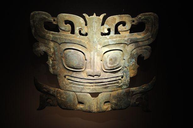 Обнаруженные в Китае древние артефакты могли оставить инопланетяне 3000 лет назад