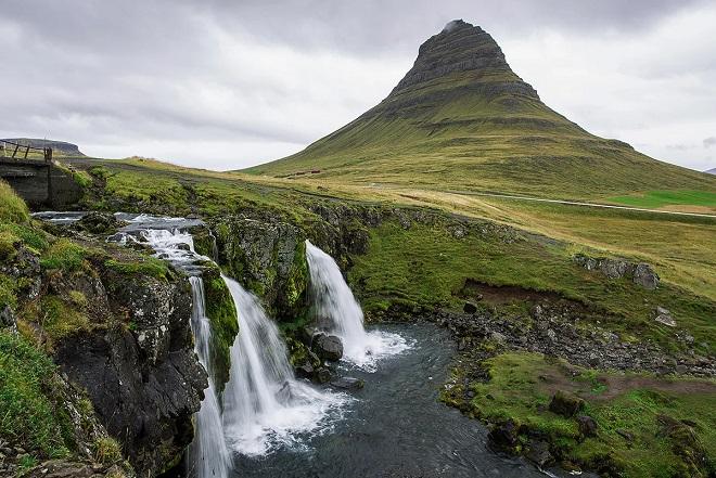 Затонувший континент обнаружили под Исландией