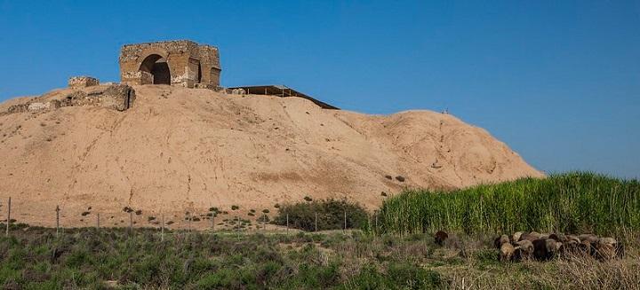 Уникальный «божественный» Храм огня обнаружили в Иране