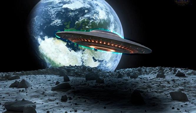 НЛО на Луне запечатлел орбитальный аппарат NASA в 1967 году