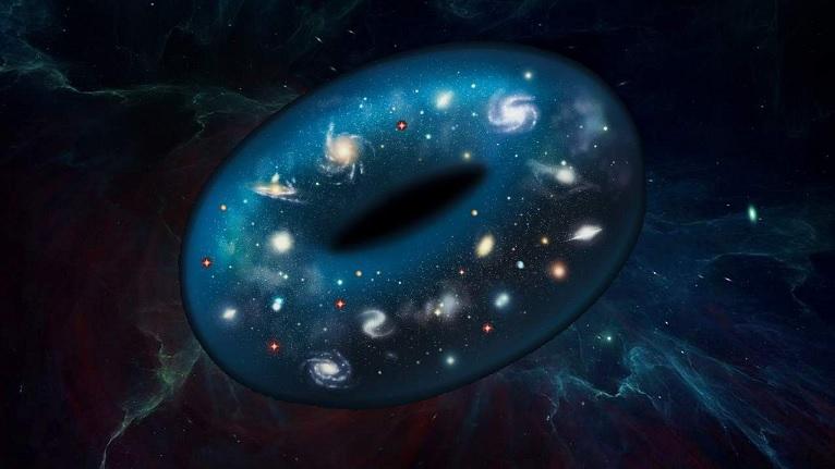 Вселенная может иметь форму пончика, считают ученые