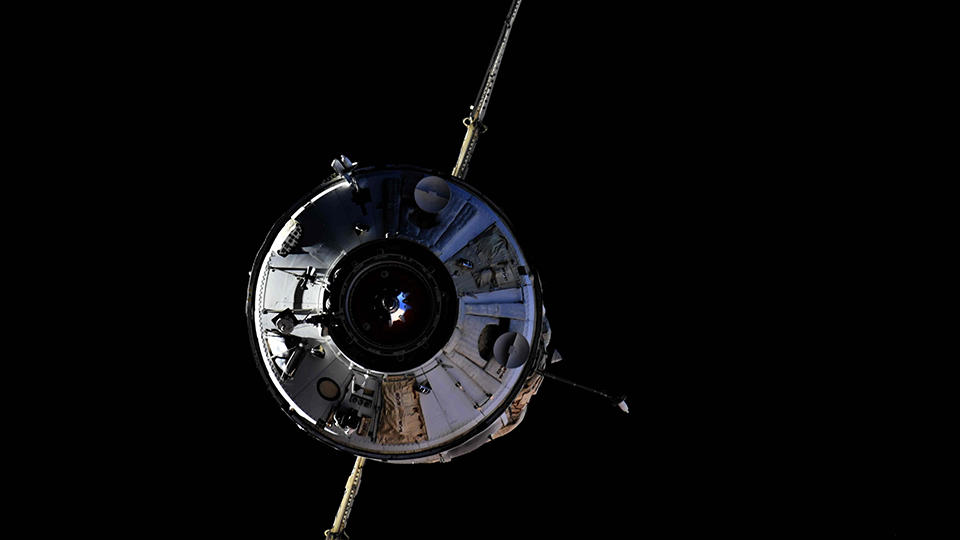 На МКС самопроизвольно включились двигатели на российском модуле «Наука»