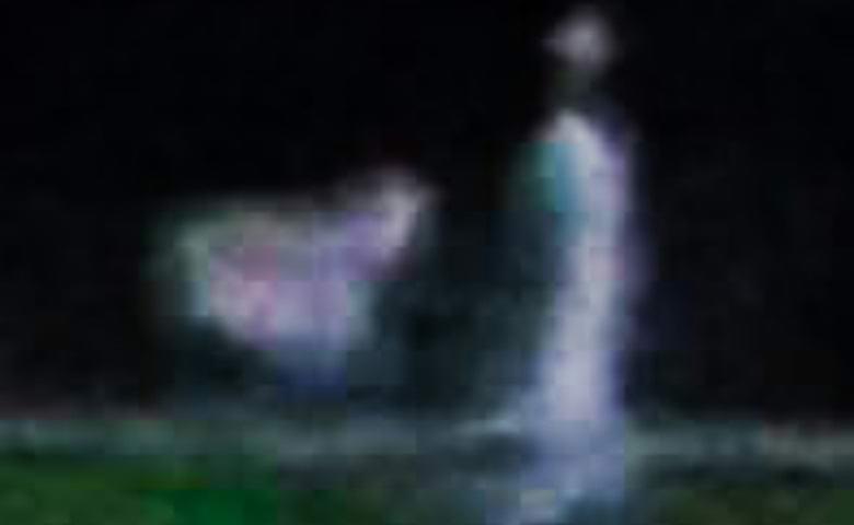 Фантомы на фото как выглядит