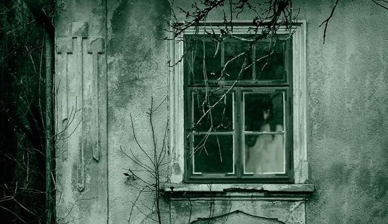 картинки призраков в окне хотя это слово