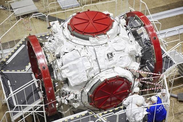 Роскосмос запустит еще один модуль на МКС