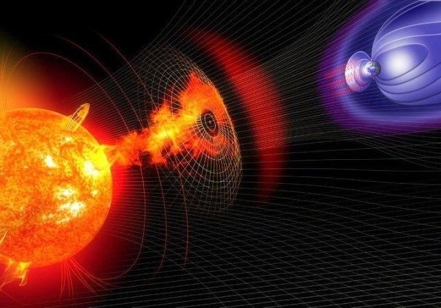 Каждые 8 минут странные порталы соединяют Землю с Солнцем