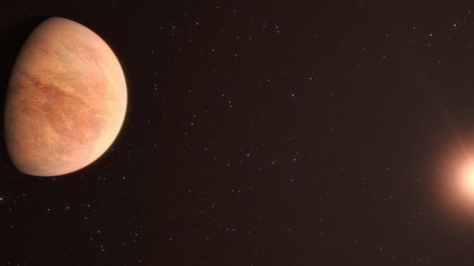 Обнаружена уникальная экзопланета массой в половину Венеры