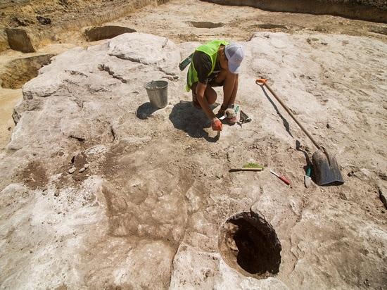 В Анапе обнаружили древнюю каменоломню