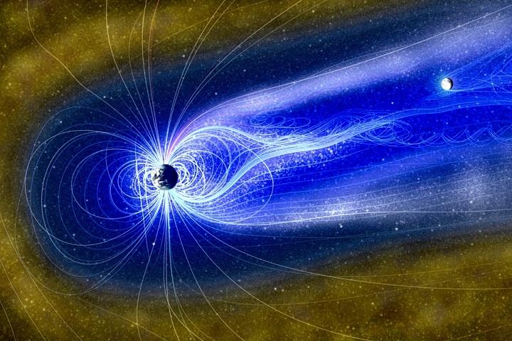 Когда у Луны исчезло магнитное поле, выяснили астрономы
