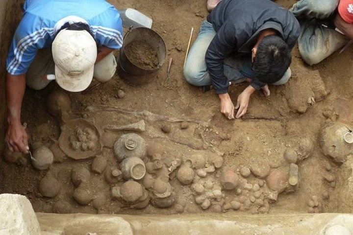 Самые древние в мире монеты обнаружили археологи в Китае