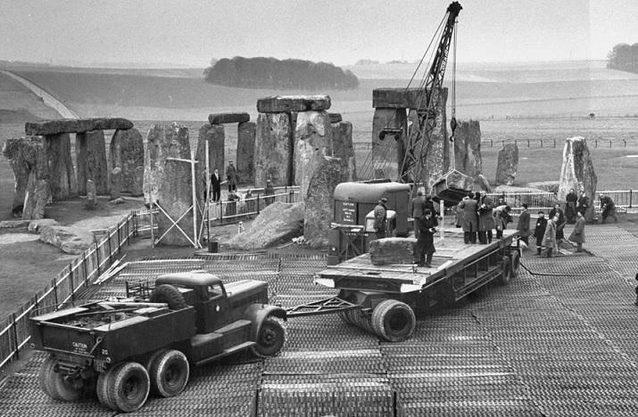 Как археологи едва не уничтожили стоящий веками Стоунхендж