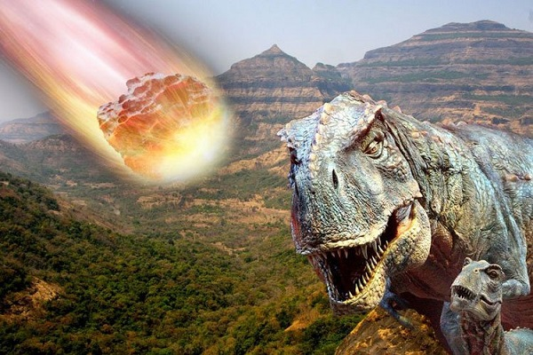 Ученые выяснили, откуда прилетел астероид, устроивший на Земле массовое вымирание