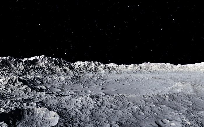 Индийский зонд «Чандраян-2» обнаружил молекулы воды на Луне