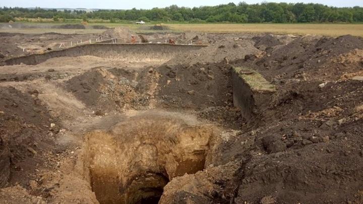 В Самарской области нашли колодец, созданный 3500 лет назад