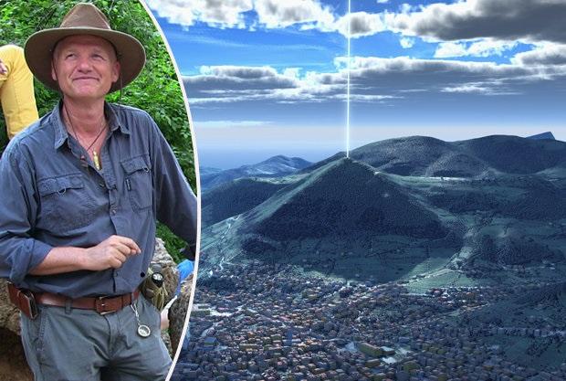 Загадочные Боснийские пирамиды являются частью «космического интернета», считают ученые