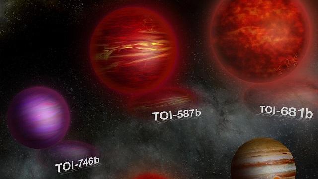 Ученые обнаружили в космосе объекты загадочной природы